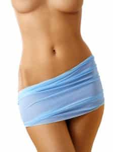 get rid of stubborn belly fat,