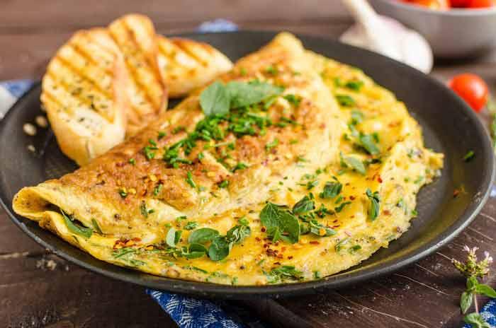 eggs , recipe , perfect omelette