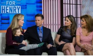 Rett Syndrome: Richard Engel's son rare Genetic Disorder