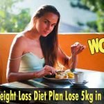 Amazing Fast Weight Loss Diet Plan Lose 5kg in 5 days