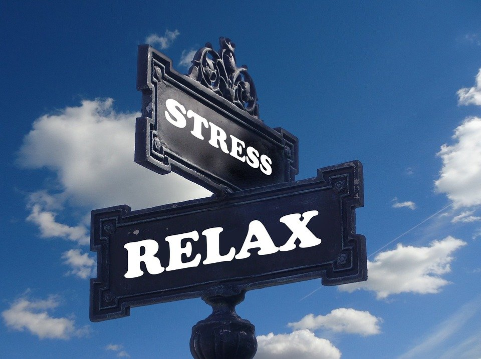 stress back pain relief