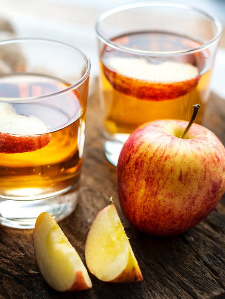 Apple Cider Vinegar for Chest Congestion