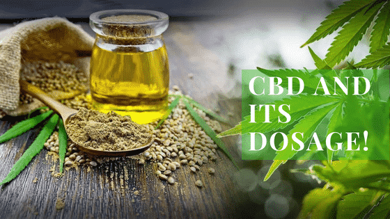 CBD dosage for pain