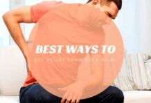 How To Relieve Back Pain Fast