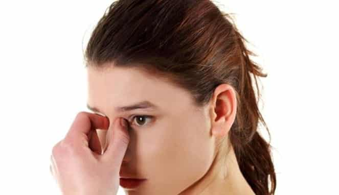 Is a sinus infection contagious