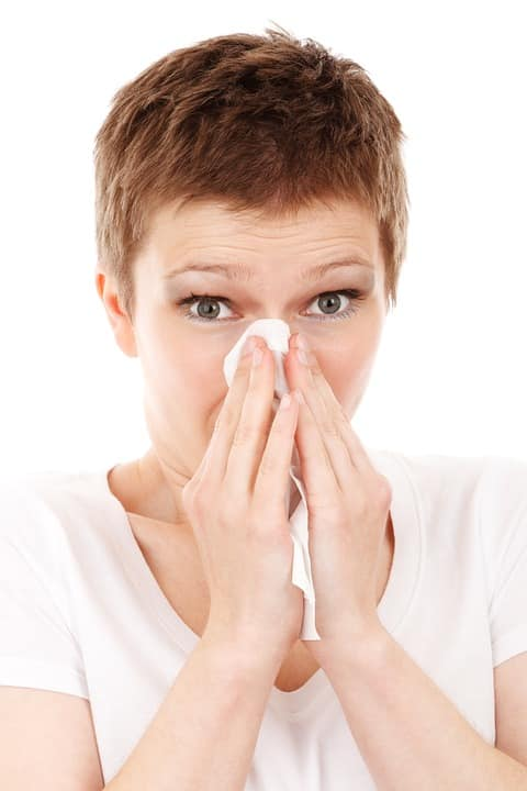 sinus infection symptoms dizziness