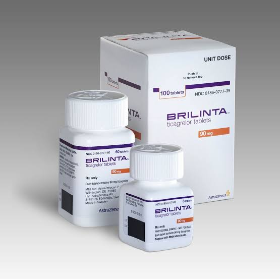 what is brilinta used for