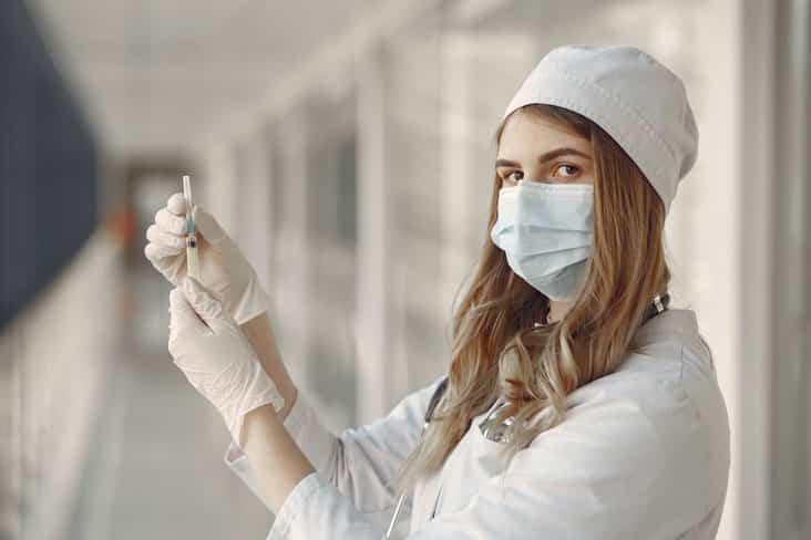 Hospital Corona Workers