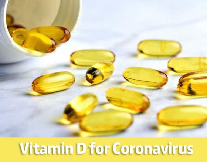 Vitamin D for COVID-19