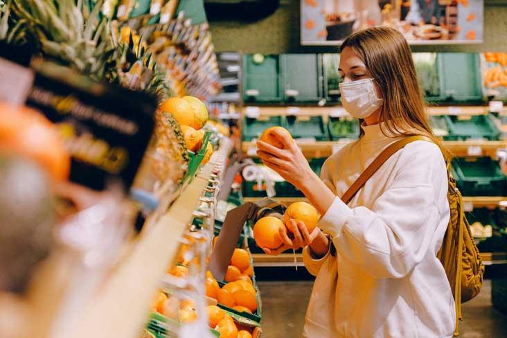 face masks in market