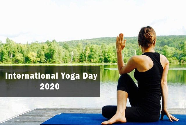 International Yoga Day 2020