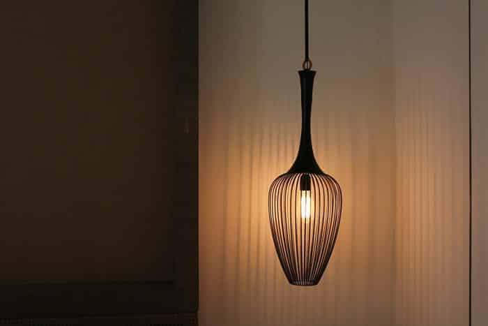 dim lights in bedroom
