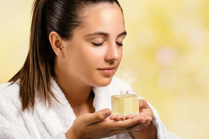 smell therapy essential oils