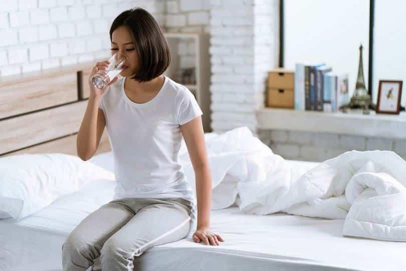 water for headache