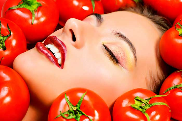 Tomatoes for Best Skin